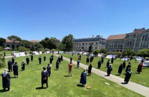 Boğaziçi Üniversitesi'nde akademisyenlerin nöbeti 108. gününde