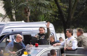 Bolsonaro'ya Covid-19 önlemlerini ihlalden ceza