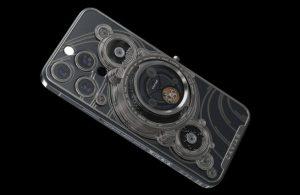 Caviar, iPhone 13 için harekete geçti.