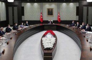 Cumhurbaşkanlığı Kabine Toplantısı tarihi öne çekildi: İşte nedeni…