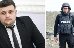 Dağlık Karabağ'da mayın patladı: 2'si gazeteci 3 kişi hayatını kaybetti