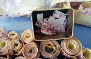 İzmir'de 1 milyon 776 bin bandrolsüz sigara ele geçirildi