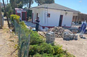 CHP'li belediyenin tesislerine saldırı
