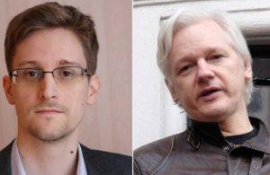 Edward Snowden: Julian Assange de ölümü tercih edebilir