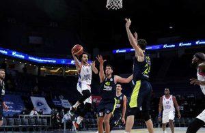 ING Basketbol Süper Ligi play-off finalinde seri 2-0
