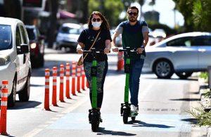Elektrikli scooter kullanıcıları dikkat! İstanbul'da düzenleme geldi