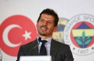 Fenerbahçe'den Emre Belözoğlu kararı