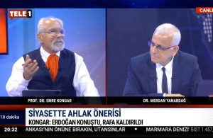 Emre Kongar: Hulusi Akar'ın Atatürkçülüğünü sorguluyorum