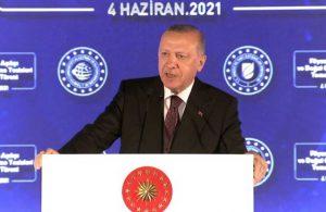 Erdoğan yine doğalgaz 'müjdesi' verdi