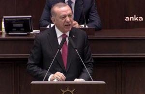 Erdoğan: Neymiş millet açmış, nankörlük