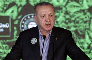 Erdoğan: Bir de Karadeniz'den yayılırsa bu bela büyür