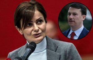 Kaftancıoğlu'dan AKP'li Şahin'e: Paçalarından terbiye akıyor bay dilbilimcinin