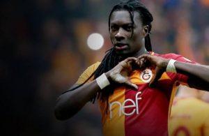 Bafetimbi Gomis'ten Beşiktaş ve Fenerbahçe'ye açık kapı
