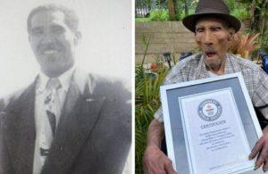 Guinness dünyanın 'yaşayan en yaşlı erkeği'ni açıkladı