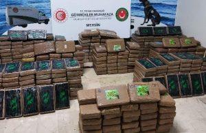Mersin'de muz yüklü konteynerde 463 kilo kokain bulundu