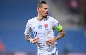 Trabzonspor Hamsik transferinde mutlu sona ulaştı