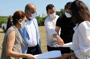 Hasköy Soğuk Hava Deposu zemin etüdü çalışmaları başladı
