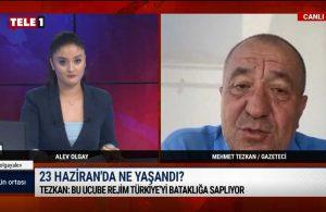 Mehmet Tezkan, 800 bin oy farkının sebebini bir bir açıkladı