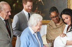 İngiliz Kraliyet Ailesi'ne ilişkin flaş iddia