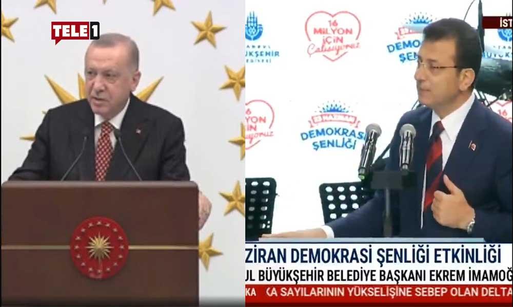 Erdoğan'ın ihale talimatına İmamoğlu'ndan olay gönderme