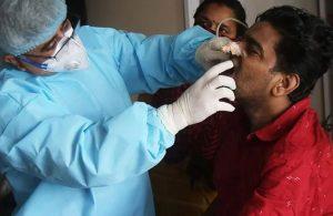 Kara mantar Hindistan'da hızla yayılıyor