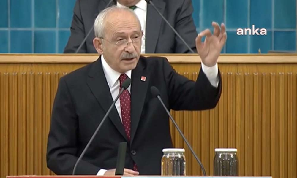 Kılıçdaroğlu: Erdoğan rüşveti alanı çok iyi biliyor