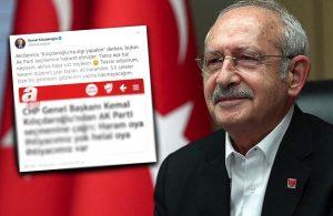 A Haber Kılıçdaroğlu'nu karalamaya çalışırken AKP seçmenine hakaret etti
