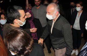 Kobani davasında 4 tahliye: Ayhan Bilgen cezaevinden çıktı