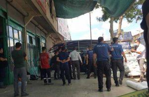 Konya'da iş cinayeti:  Bir işçi hayatını kaybetti
