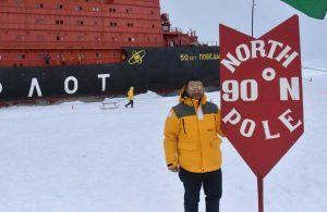 200 ülkeye seyahat etmiş bir gezgin: Mehraj Mahmudov