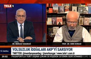 Merdan Yanardağ: AKP'nin bu yönünü insanlar gördü, tehlikeli bir gidiş olduğunu kavradılar