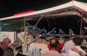 Mısır'da trafik kazası: 5 ölü, 23 yaralı