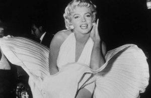 Marilyn Monroe'nun yemek kitabı açık arttırmaya çıkıyor