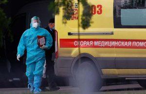 Moskova'da Covid-19 vakalarının artması üzerine tatil ilan edildi