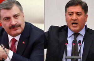 Bakan Koca'ya 3 milyonluk vurgunu sordu: AKP'li diye mi soruşturulmadı