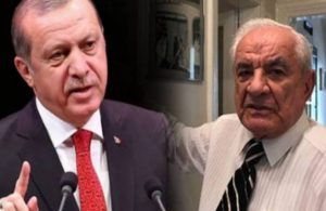 Nurettin Sözen: Biyolojik arıtma projelerini Erdoğan durdurdu