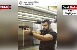 Onur Gencer'in atış yaptığı Poligon İzmir'de kayıtlara el konuldu