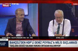Yavuz Oğhan: Cumhurbaşkanı olsan da böyle bir cümle edemezsin
