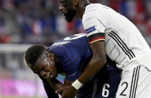 EURO 2020'ye damga vuran ısırık krizi