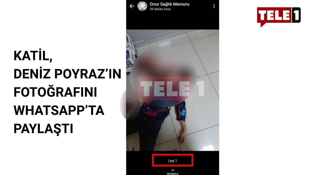 Katil Onur Gencer, katlettiği Poyraz'ın fotoğrafını Whatsapp'ta paylaştı – ÖZEL