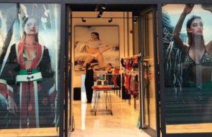Plaj modasının Türk markası son mağzasını da kapattı