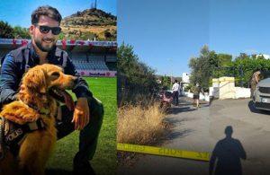 Bodrum'da polise silahlı saldırı: 1 şehit