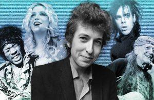 Rolling Stone'dan  Bob Dylan'ın 80'inci yaşında 80 şarkılık liste