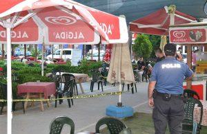 Edirne'nin Keşan ilçesinde parkta silahlı saldırıya uğrayan kişi yaralandı