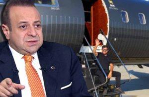 Egemen Bağış da SBK'nın uçağını kullandı iddiası