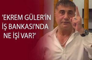 Sedat Peker bu kez soruyu CHP yetkililerine sordu