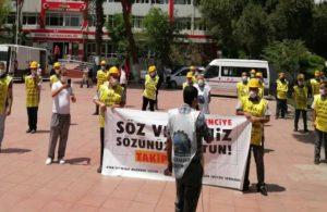 Somalı işçiler yine Ankara'ya çıkarma yapacak