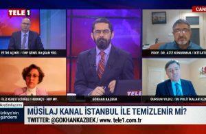 Müsilaj, Kanal İstanbul ile temizlenir mi? Su Politikaları Uzmanı açıkladı…