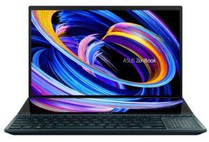 Asus ZenBook Pro Duo 15 OLED,
