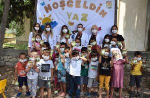 Tarsus Belediyesi'nden Dünya Süt Günü'nde miniklere yönelik etkinlik